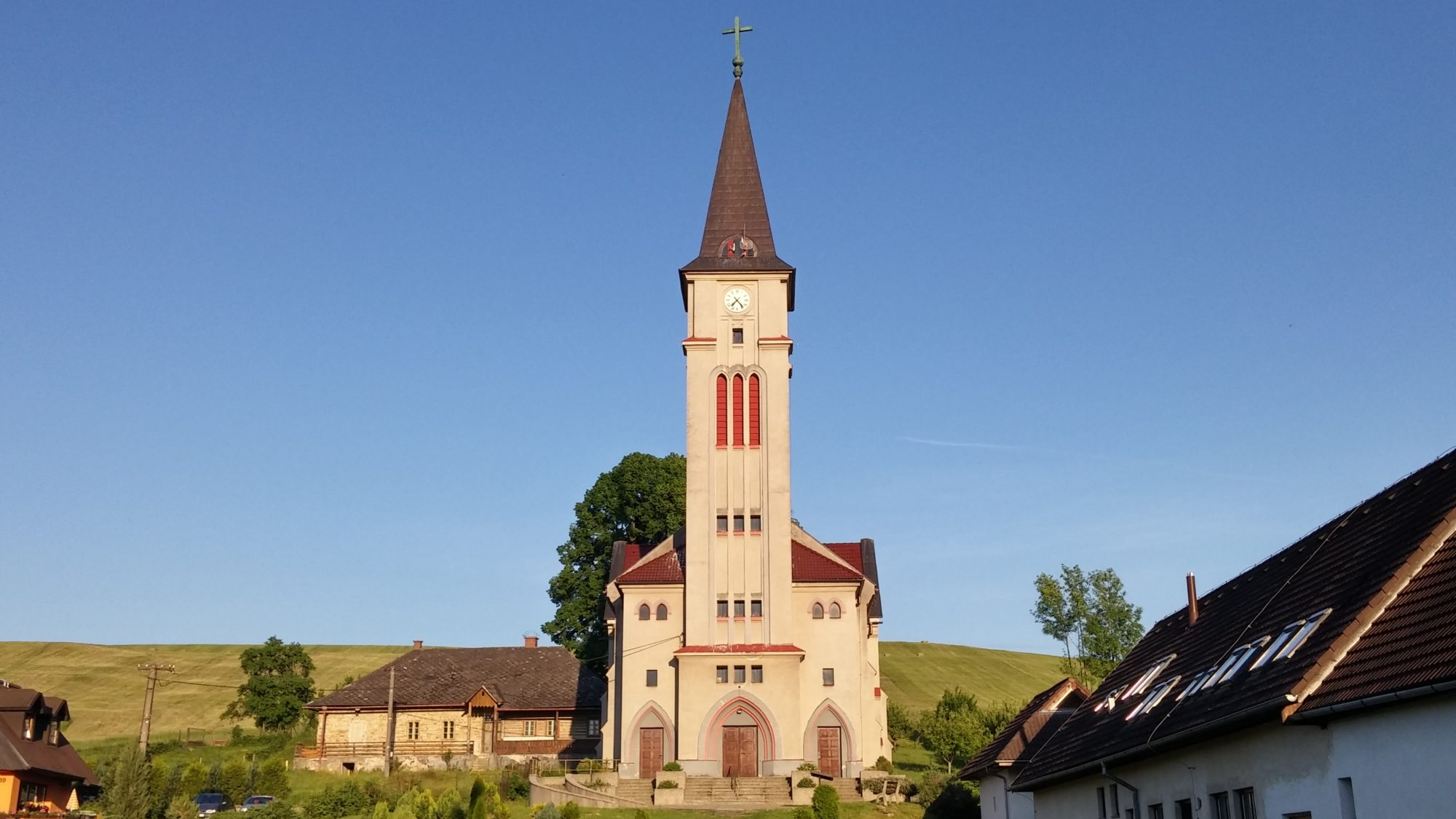 Cirkevný zbor ECAV na Slovensku Liptovský Trnovec